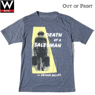Out of Print(アウトオブプリント) デス・オブ・ア・セールスマン半袖 Tシャツ