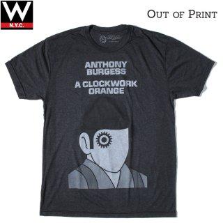 Out of Print(アウトオブプリント) アンソニー・バージェス 半袖 Tシャツ