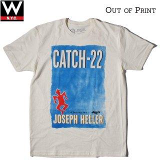 Out of Print(アウトオブプリント) キャッチ 22 半袖 Tシャツ