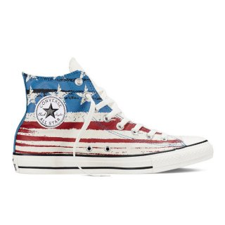 Converse USA(コンバース ユーエスエー) オールスター チャックテーラー 星条旗柄