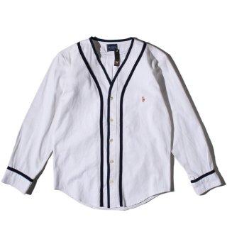 re:new(リニュー) ヴィンテージ リメイク ベースボール シャツ ジャケット 10