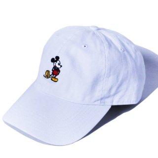 Superior(スペリオール) ミッキーマウス コラボレーション ストラップバック キャップ