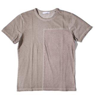 HAMAKI-HO(ハマキホ) オリジナル デザイン ボーダー 半袖 Tシャツ