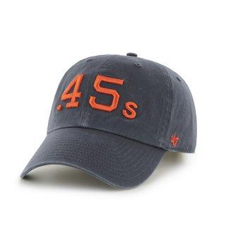47brand(フォーティセブン ブランド) ヒューストン アストロズ '47 クリーン アップ 6パネル ストラップバックキャップ