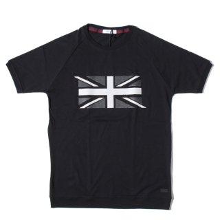HAMAKI-HO(ハマキホ) オリジナル ユニオン ジャック 半袖 Tシャツ
