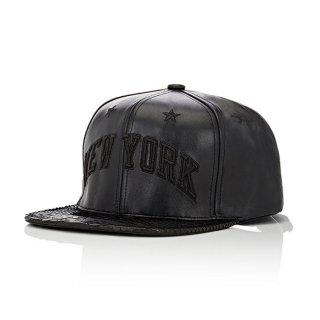Just Don(ジャッスト ドン)×Barneys New York(バーニーズ ニューヨーク)×Mitchell&Ness(ミッチェル&ネス) パイソンレザー ボール キャップ