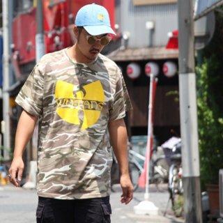 Superior(スペリオール) ウータン クラン コラボレーション プリント 半袖 Tシャツ