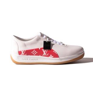 Louis Vuitton(ルイ ヴィトン ) × SUPREME(シュプリーム) スポーツ スニーカー