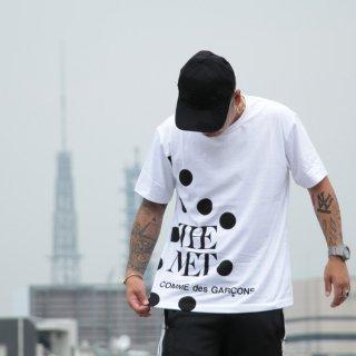 Comme des Garcons(コム デ ギャルソン) ポルカ ドット 半袖 Tシャツ