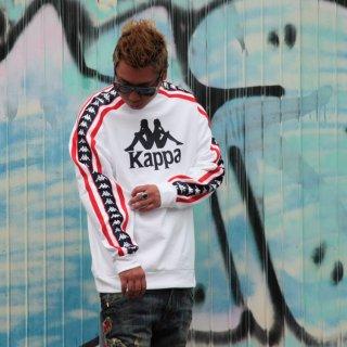KAPPA(カッパ) ニットプルオーバー ロングスリーブ Tシャツ