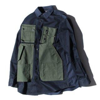LYPH(ライフ) ポーチング シャツ