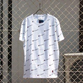 CHAMPION(チャンピオン)スクリプトロゴ 半袖 Tシャツ<br>CHAMPION SCRIPT S/S TEE