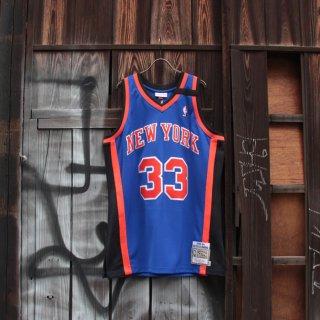 MITCHELL&NESS(ミッチェル&ネス)ニックス ユーイング ジャージ<br>Patrick Ewing 1991-92 Authentic Jersey New York Knicks