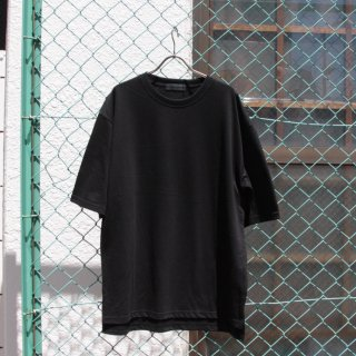 ADVANCE(アドバンス) ビッグシルエット 無地 半袖 Tシャツ<br>ADVANCE BIG LINE PLANE S/S TEE
