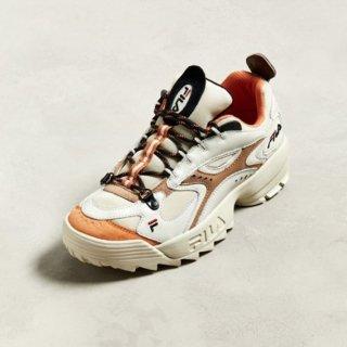 フィラ ボバザラス×ディスラプター ローカット スニーカー<br>FILA Boveasorus X Disruptor Sneaker