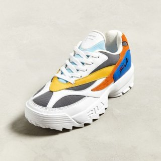 V94M×ディスラプター ローカット スニーカー<br>FILA V94M X Disruptor Sneaker
