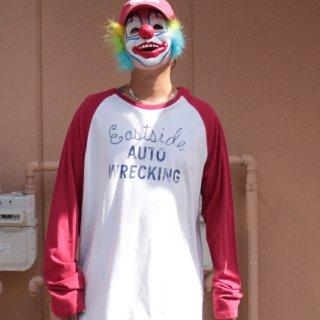 デニム アンド サプライ ラグランスリーブ オリジナル ロゴ 長袖 Tシャツ<br>DENIM&SUPPLY RAGLAN SLEEVE ORIGINAL LOGO L/S TEE
