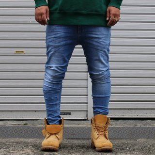 ギャバ テーパード スーパー ストレッチ デニム パンツ<br>GABBA IKI K2615 SUPER STRETCH DENIM PANTS