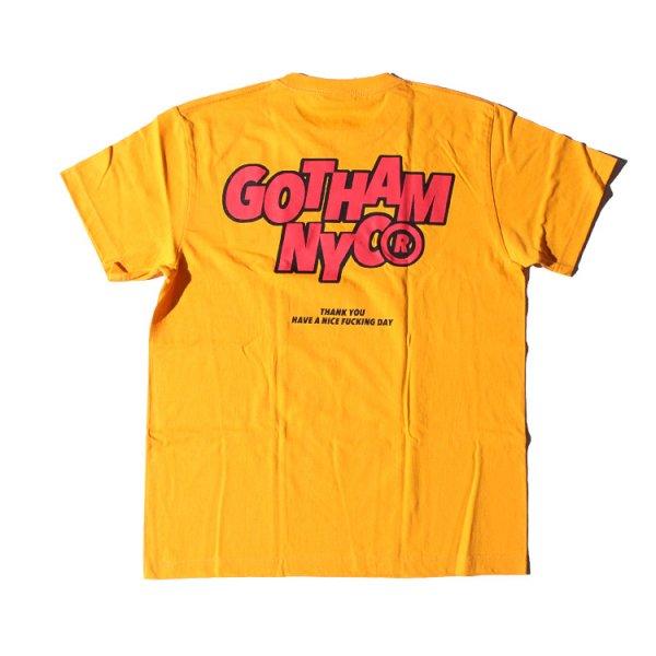 GOTHAM N.Y.C. ORIGINAL LOGO S/S TEE