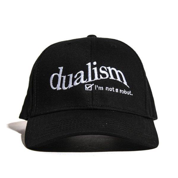 DUALISM I'm not a robot. 6PANEL CAP