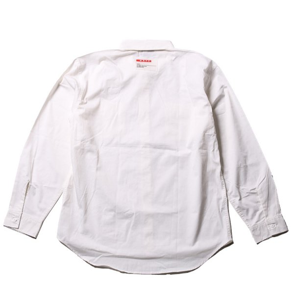 W NYC CLEAR WAPPEN WORK SHIRT