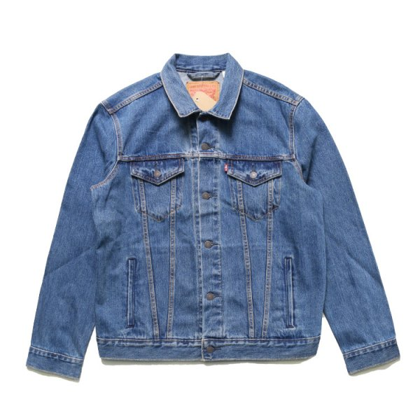 LEVI'S VINTAGE FIT GLOBETROTTER DENIM JACKET
