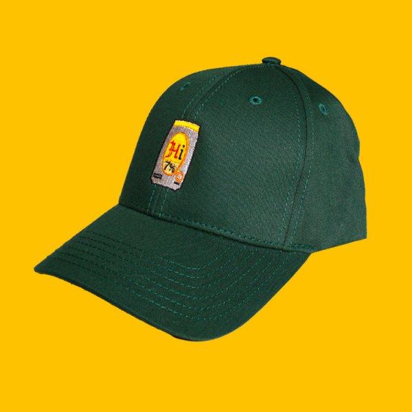Hi BRAND 7% 6PANEL STRAPBACK CAP