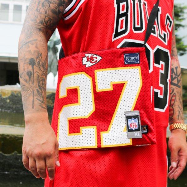 re:new VINTAGE NFL CUSTOM SHOULDER BAG【6】