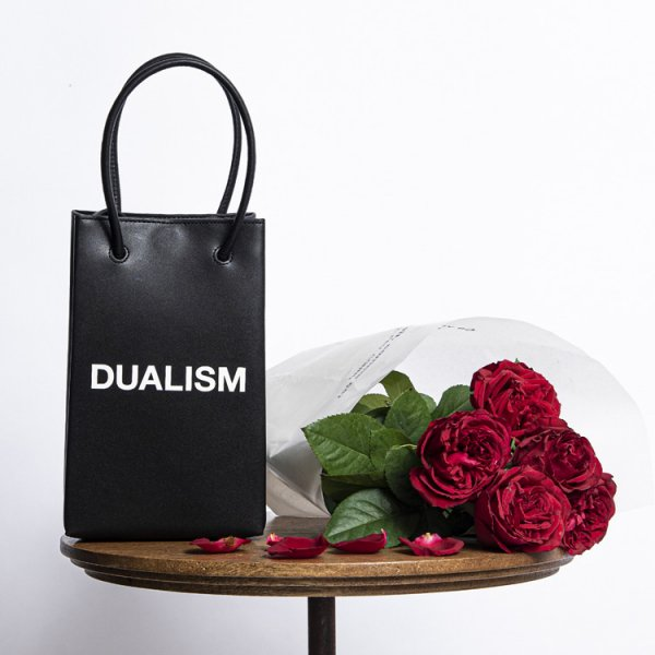 DUALISM NANO SHOULDER BAG