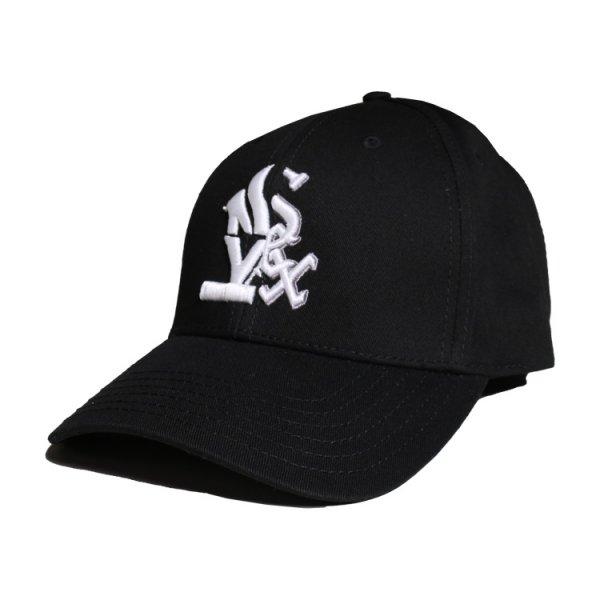 W NYC SEPARATE LOGO STRAPBACK CAP