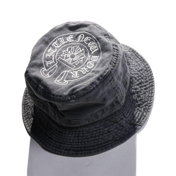 W NYC CIRCLE LOGO BUCKET HAT
