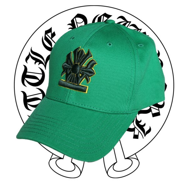 W NYC CROSS LOGO STRAPBACK CAP