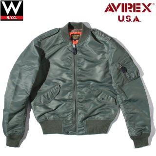 AVIREX(アヴィレックス) エル ツー ビー CM フライト ジャケット