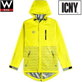 ICNY(アイシーエヌワイ) オービット リフレクター ストレッチ テックジャケット