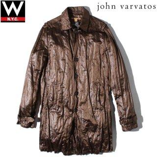 john varvatos(ジョン バルベイトス) オリジナル トレンチ コート