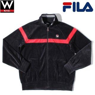 FILA(フィラ) スクール ベロア ジャケット