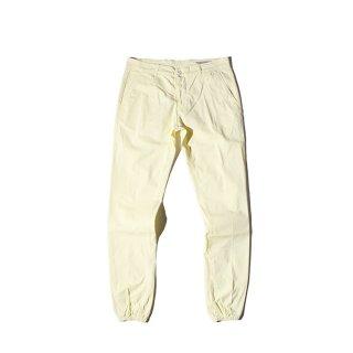 HAMAKI-HO(ハマキホ) ストレッチ カラー ジョガー パンツ