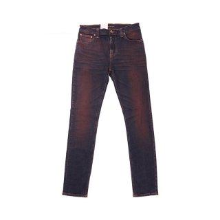 Nudie Jeans(ヌーディージーンズ) ハイカイ エレクトリック レッド デニムパンツ