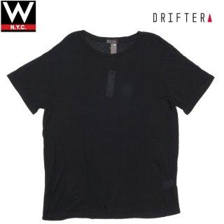 DRIFTER CALIFORNIA(ドリフター カリフォルニア) モダール素材 無地 半袖 Tシャツ