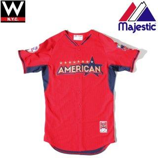 Majestic(マジェスティック) 2014 オールスターゲーム デレク サンダーソン・ジーター 半袖 ゲームシャツ