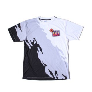 Mr.Throwback(ミスタースローバック) スプラッシュ オリジナルグラフィック デザイン 半袖 Tシャツ