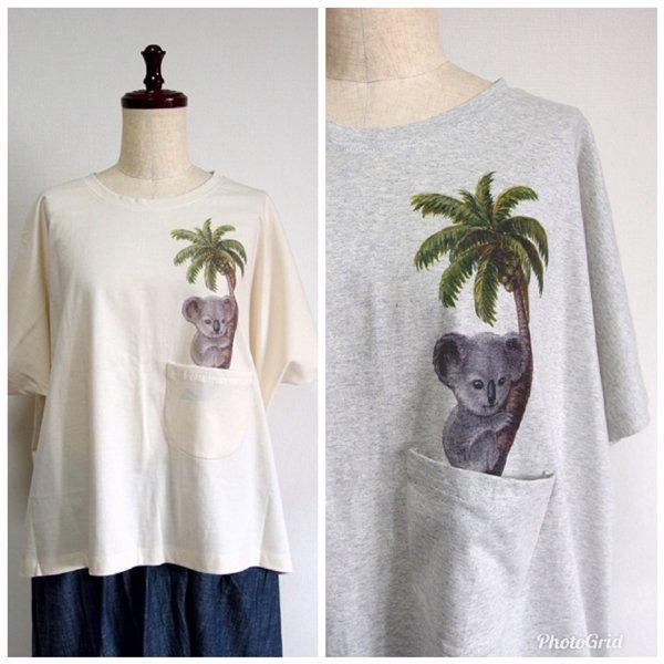 アニマルTシャツ 03 コアラ