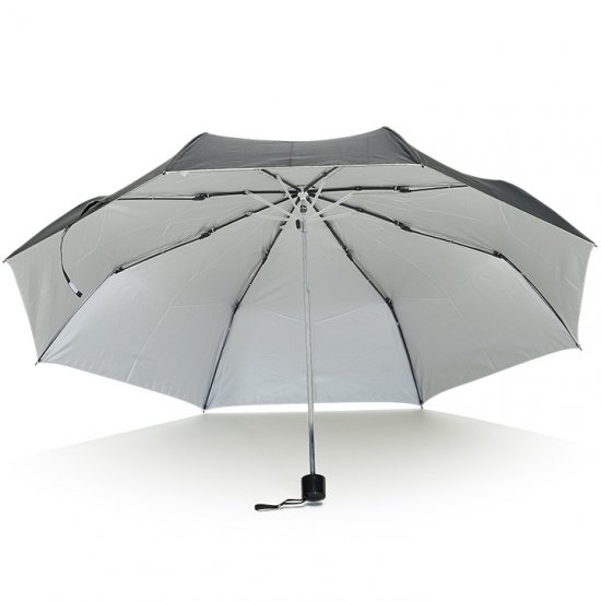 【waterfront】折りたたみ傘 遮光遮熱 晴雨兼用傘 丈夫な強化骨傘 大きい58cm 耐風傘 ウォーターフロント シューズセレクション
