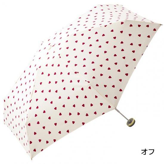 【wpc】折りたたみ傘 jaggy heart mini w.p.c ワールドパーティー
