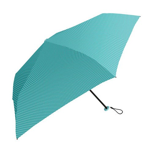 Amane 折りたたみ傘 超軽量 100g 晴雨兼用 超撥水 アマネ エアー ドット