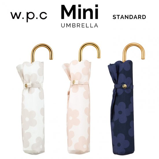 【wpc】折りたたみ傘 flower lace mini w.p.c ワールドパーティー