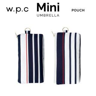【wpc】折りたたみ傘 sailor border mini w.p.c ワールドパーティー