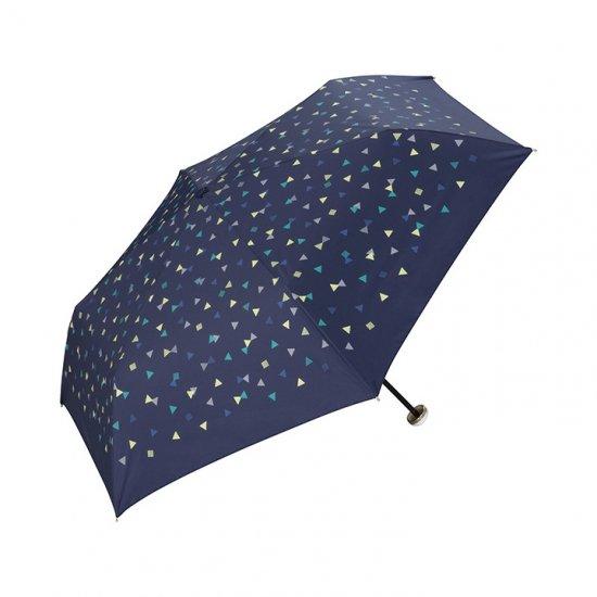 【wpc】【日傘】【遮光遮熱傘】折りたたみ傘 晴雨兼用傘 SANKAKU mini w.p.c ワールドパーティー