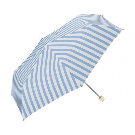 Wpc 折りたたみ傘 ベーシックストライプ mini w.p.c ワールドパーティー