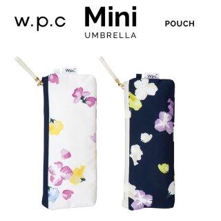 Wpc 折りたたみ傘 スイートピー mini w.p.c ワールドパーティー